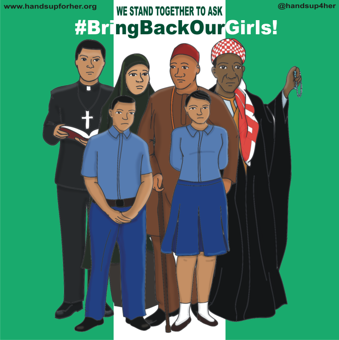 #BringBackOurGirls. Who Cares?